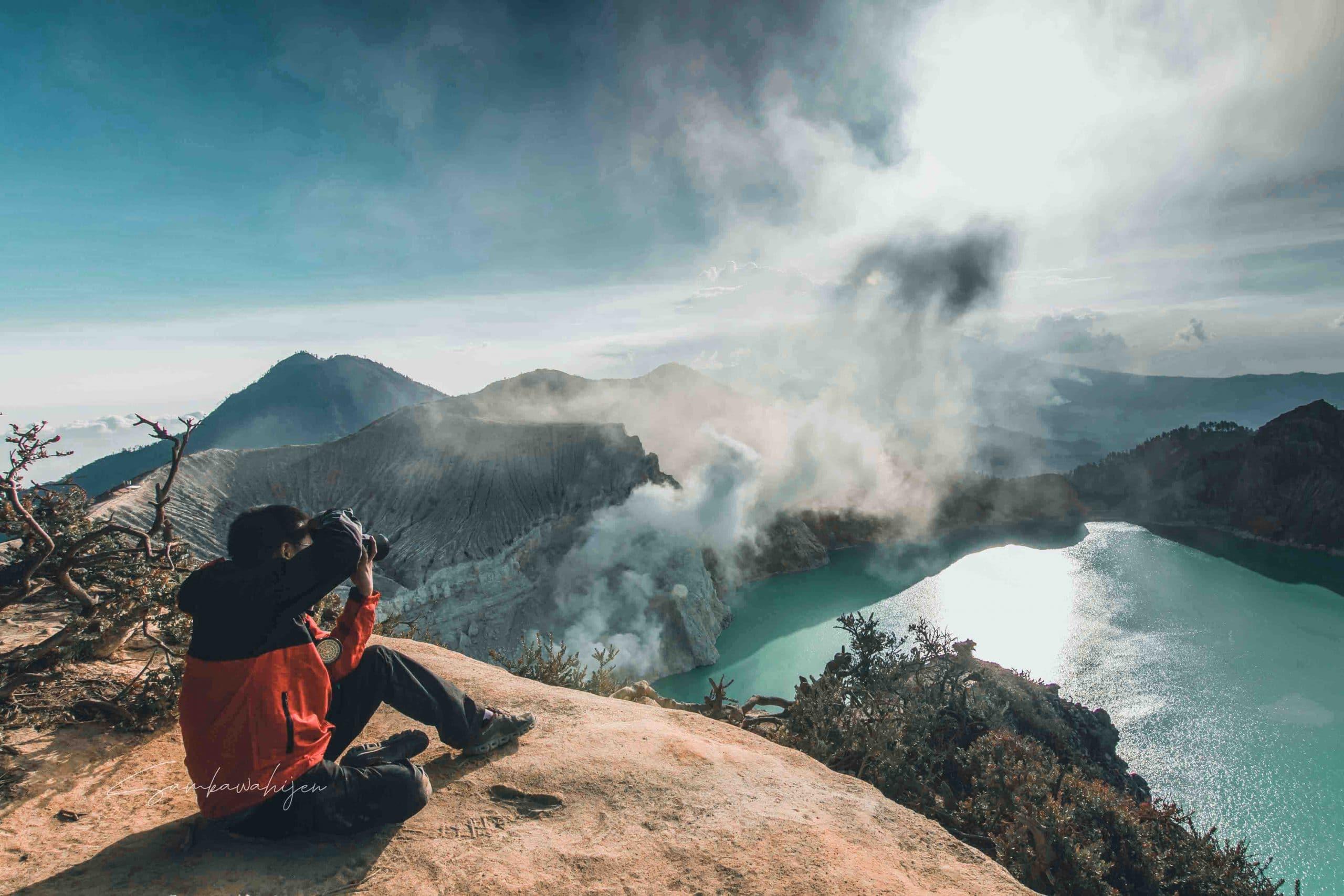 Bromo-Tumpak sewu waterfall- Ijen Crater 4 Day 3 Night