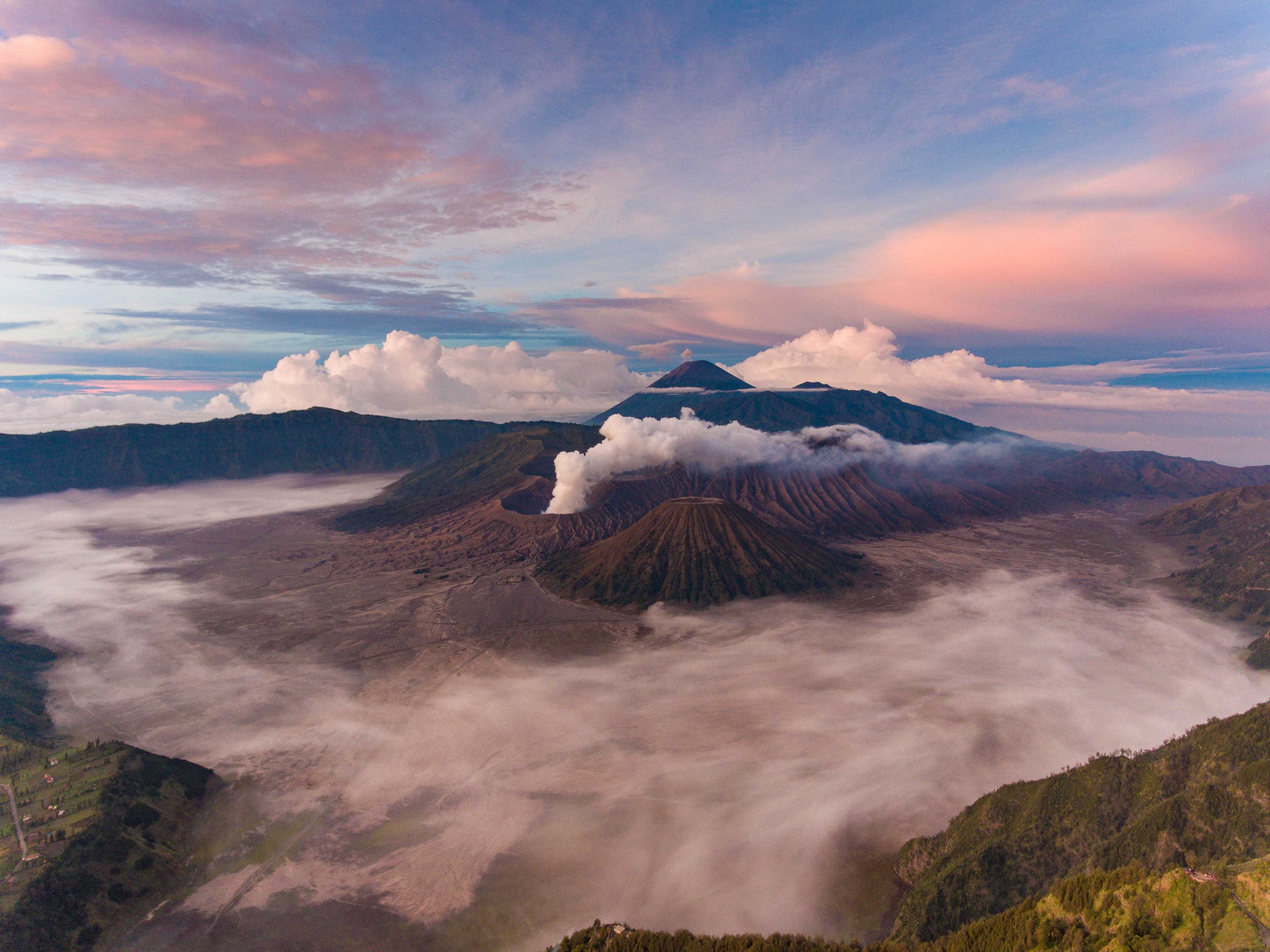 Mount Bromo Ijen Crater Tour Package 3 Days from Bali