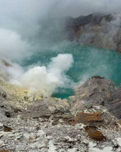 Ijen Crater Tour from Canggu Bali 1 Day