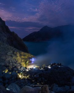 Ijen Crater Tour from Canggu Bali 1 Day