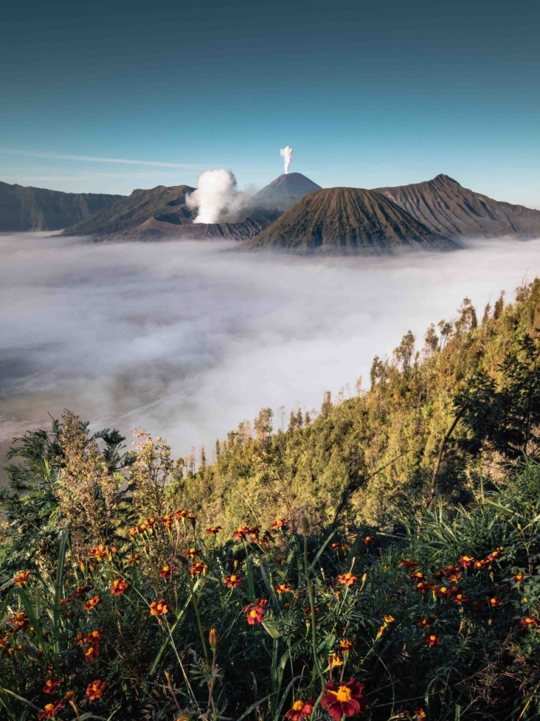 How to get to Mount Bromo, East Java Indonesia