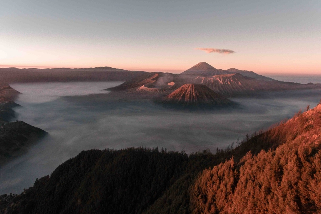 Mount Bromo-Ijen crater tour From Bali 3 Day 2 Night