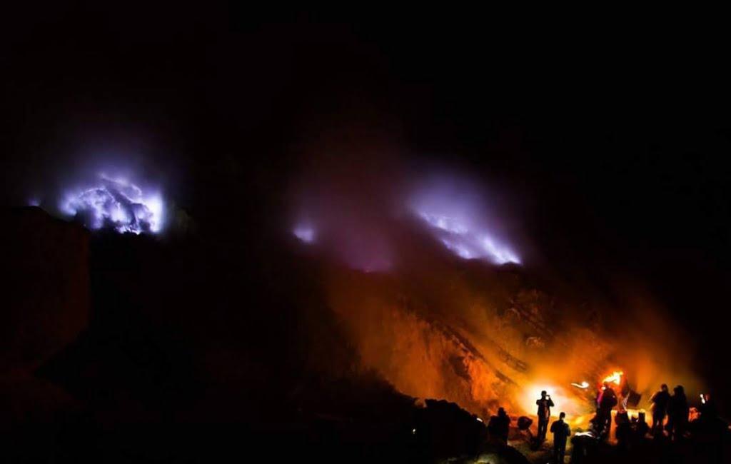 Bali-Ijen crater-Bromo-Yogyakarta 5 Day 4 Night