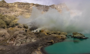 Ijen Crater Tour From Surabaya