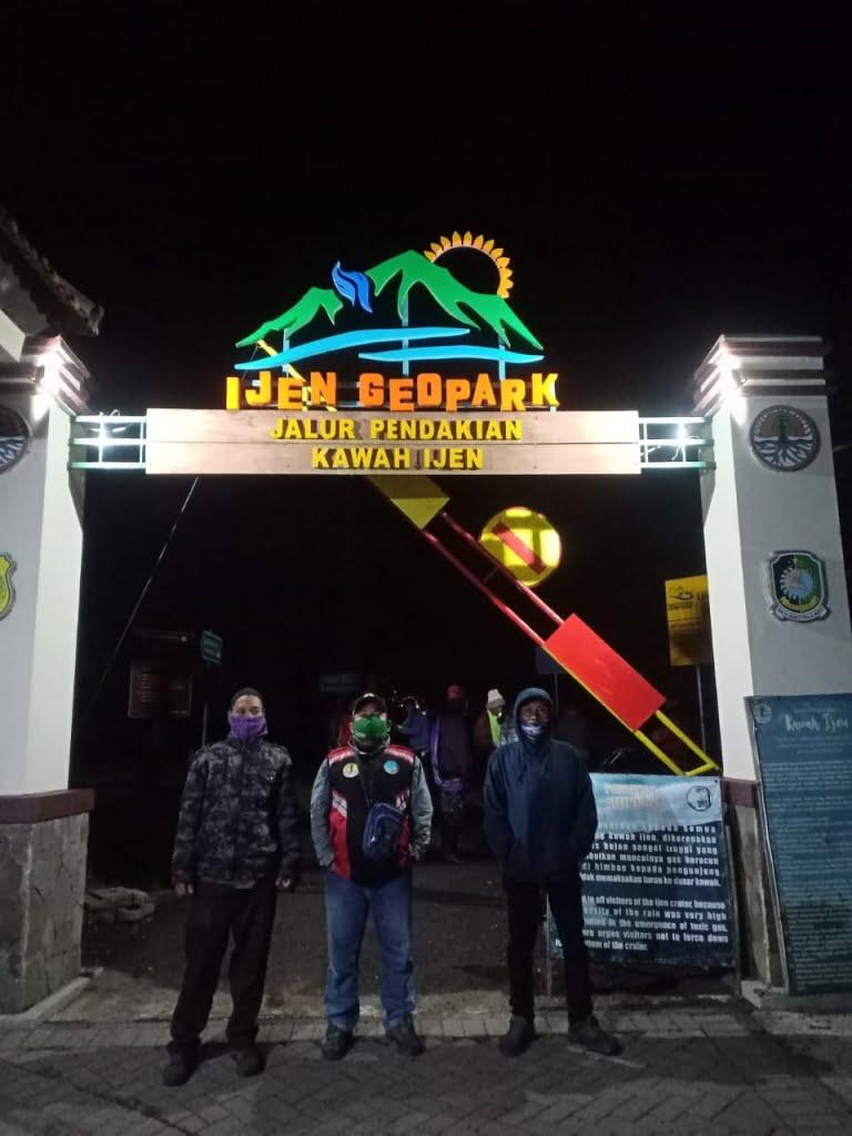 Info pendakian gunung ijen, banyuwangi, Jawa timur Mei 2021