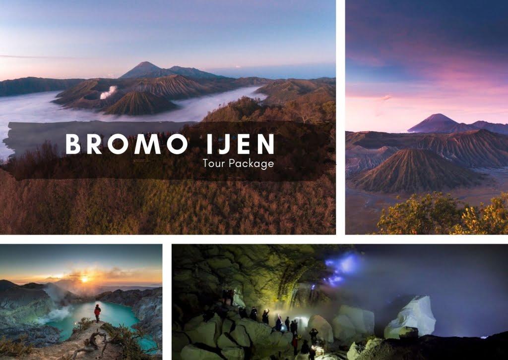 Surabaya Bromo Ijen Tour Drop off Bali 3 Day 2 Night